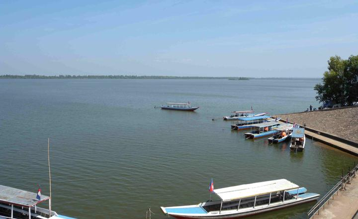 West Baray Lake
