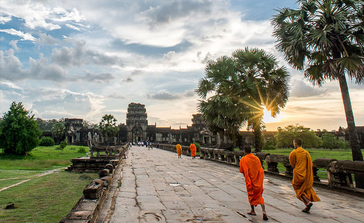 Angkor Wat One Day